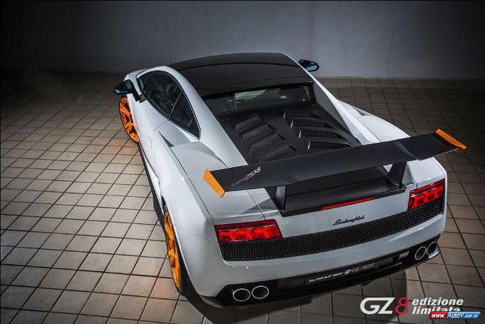 Lamborghini Gallardo LP550-2 GZ8 Edizione Limitata
