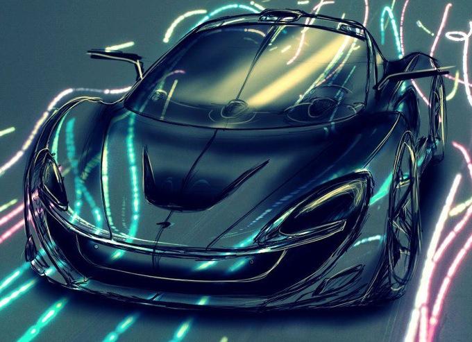 McLaren P12, l'erede della F1 potrebbe ruggire a quasi 1000 CV