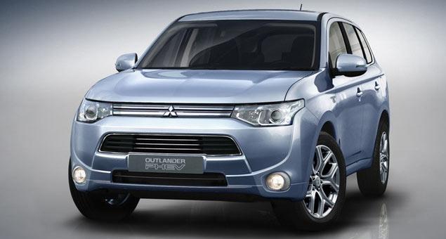 Mitsubishi Outlander PHEV, nuove informazioni