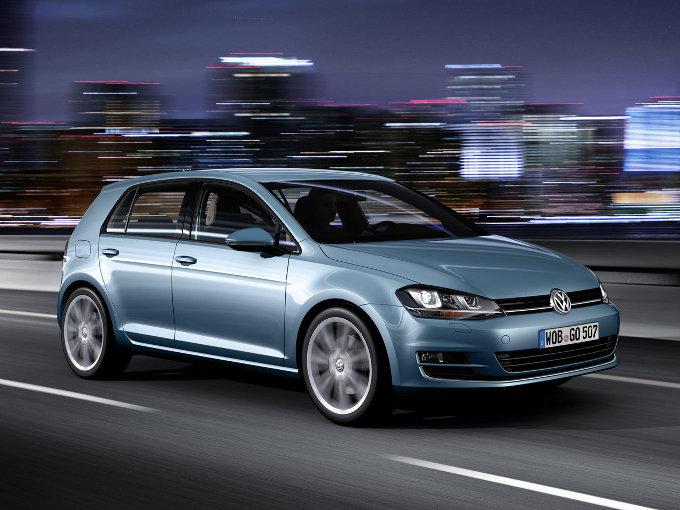 Volkswagen Golf 7, prime polemiche mosse da Greenpeace