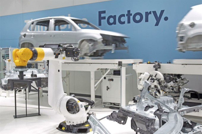 Think Blue Factory: così Volkswagen si impegna a difendere l'ambiente
