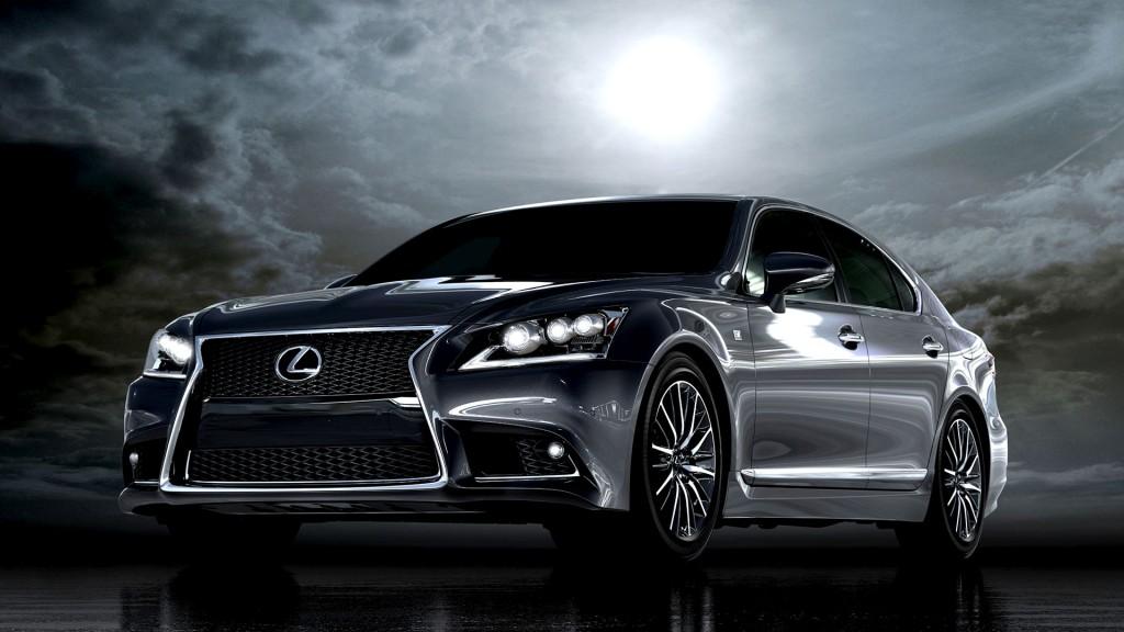 Lexus LS 2013: nuova generazione, stessa eleganza