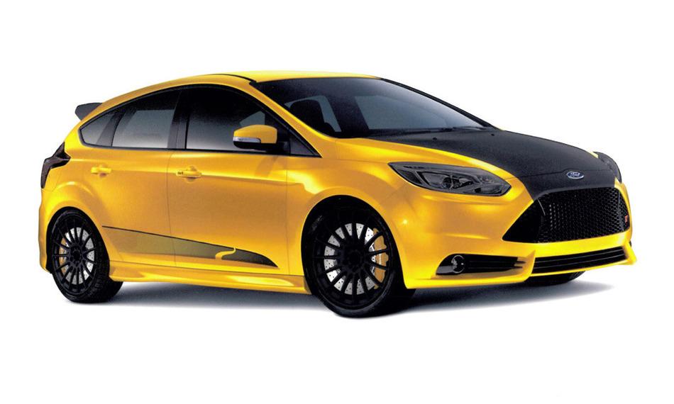 Ford Focus ST: novità al SEMA di Las Vegas