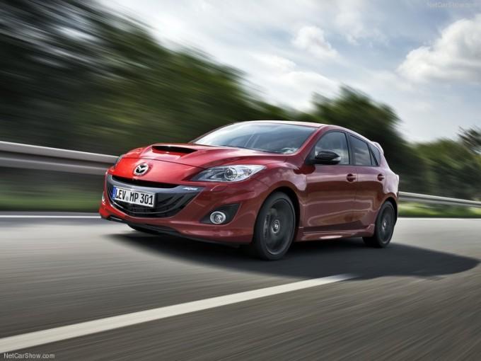 Mazda 3 MPS 2013, sportiva e compatta
