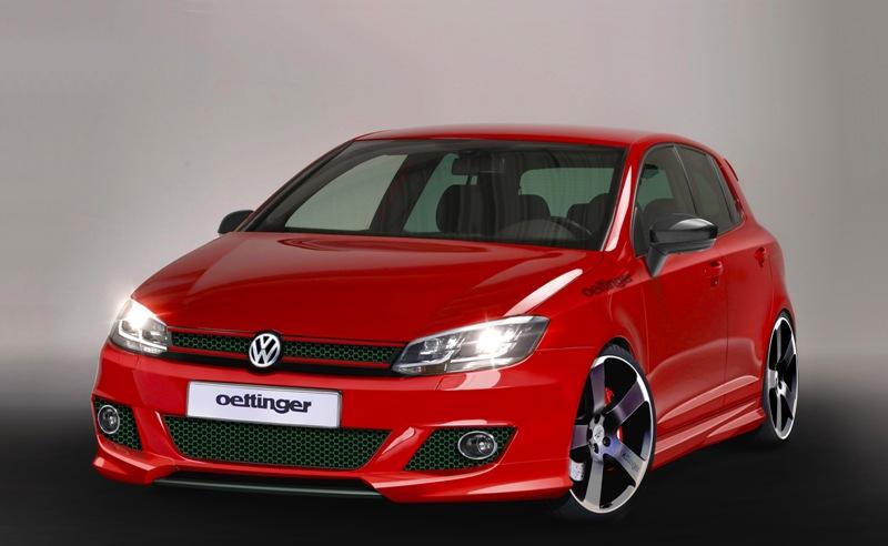 Volkswagen Golf VII by Oettinger: un nuovo gioiellino tuning