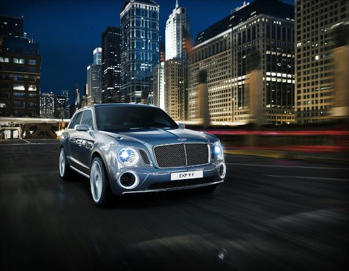 Bentley, il SUV sarebbe pronto a fine anno