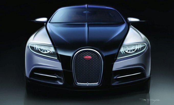 Bugatti Galibier, rimandato il progetto…di nuovo