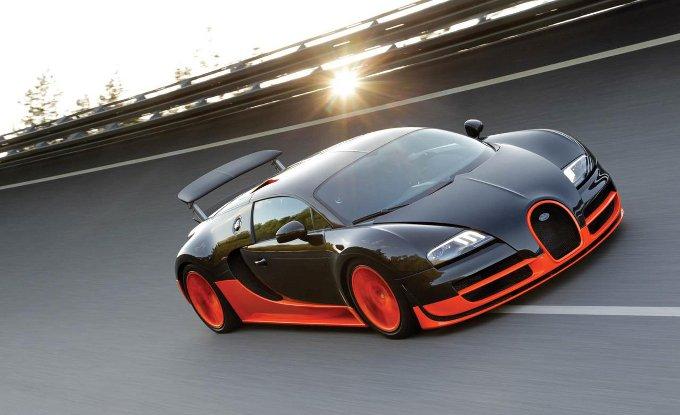 Bugatti, in arrivo una super Veyron da 1.600 cv?