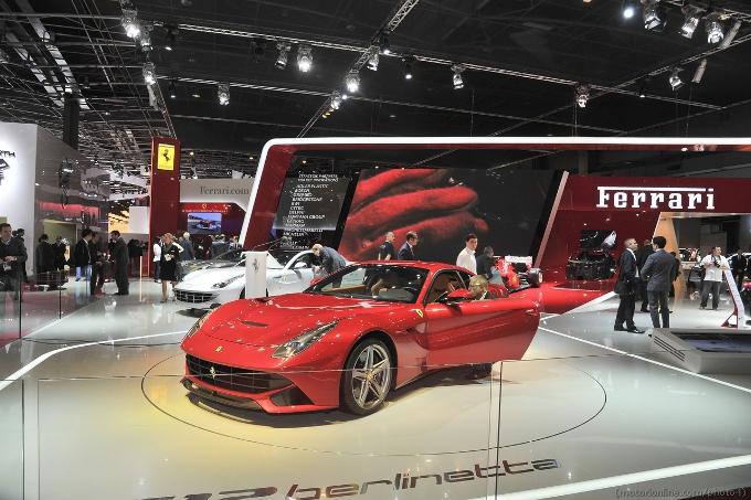 Salone di Parigi 2012: ricompensate Ferrari, Peugeot e Renault