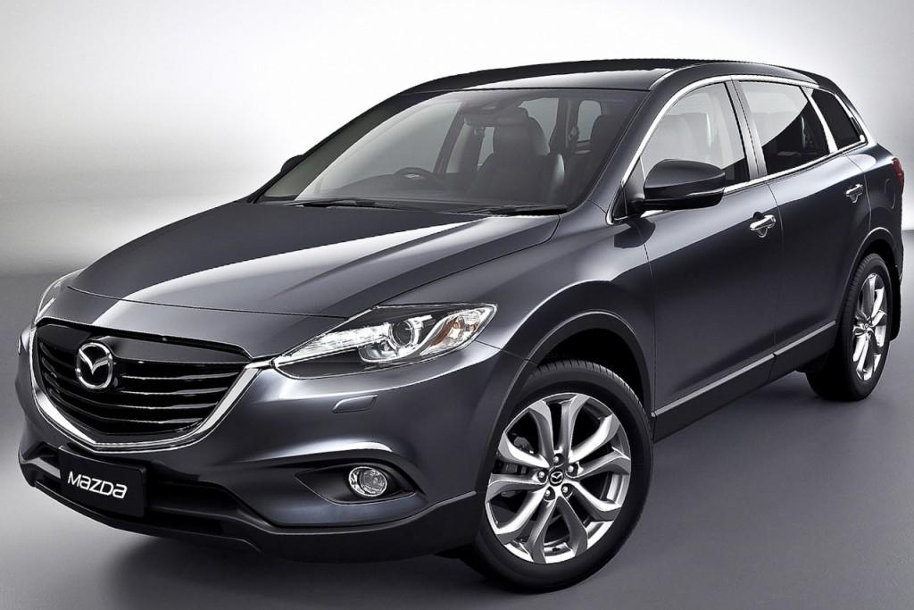 Mazda CX-9 2013: un nuovo ed elegante crossover