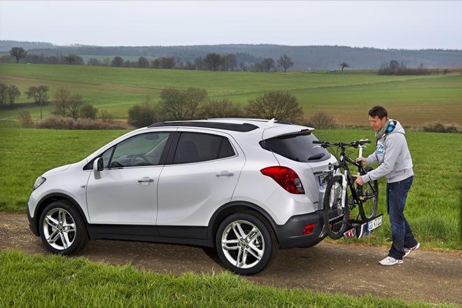 Opel Mokka Prova Su Strada