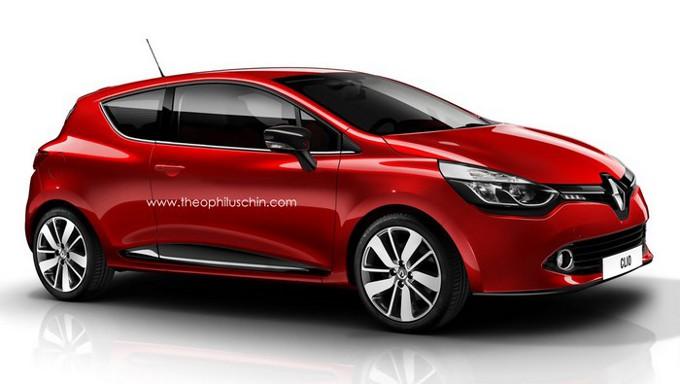 Renault Clio IV, non ci sarà la versione tre porte