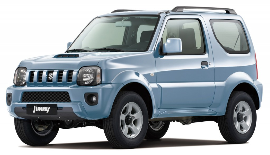Suzuki Jimny Evolution e Grand Vitara Evolution porte aperte nel weekend