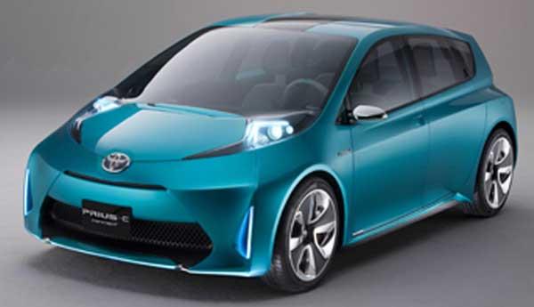 Toyota Prius, l'erede sarà a trazione integrale?