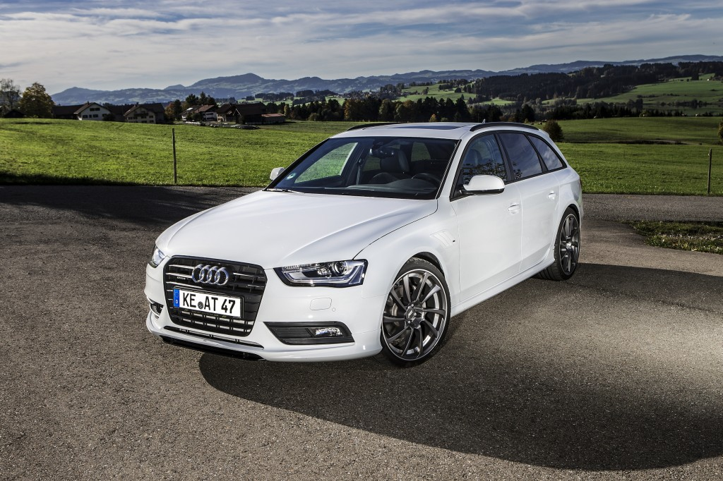 Audi AS4 Avant: nuovo tuning by ABT