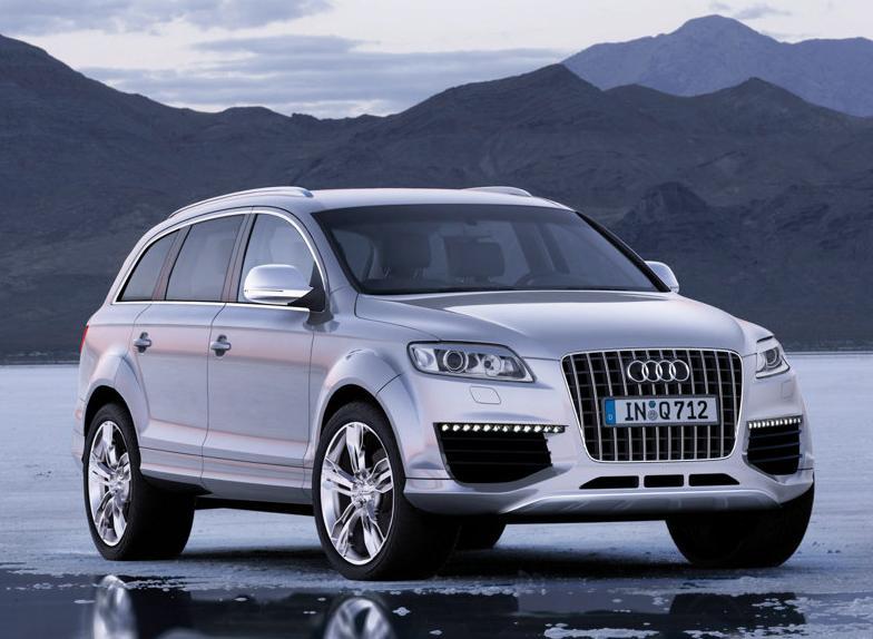 Audi Q8, sarà il SUV più lussuoso sul mercato