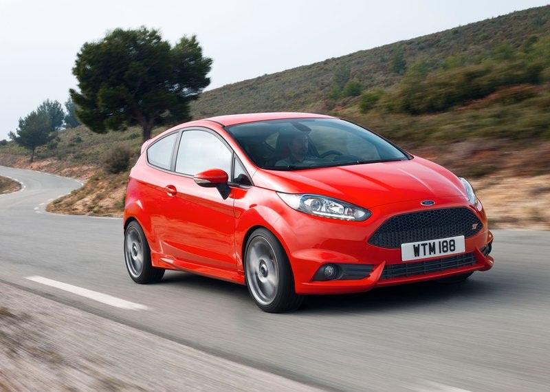 Ford Fiesta ST 2013: più sportiva che mai