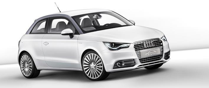 Audi, a breve una piccola con consumi ridotti