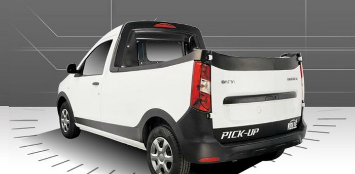 dacia dokker pick up. Black Bedroom Furniture Sets. Home Design Ideas