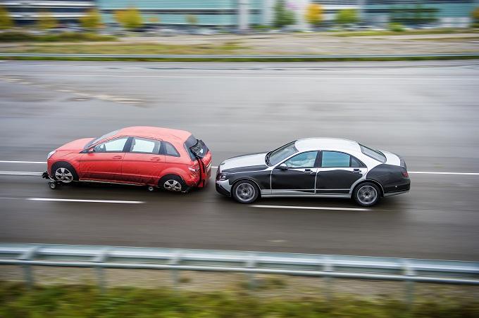 Mercedes TecDay Intelligent Drive: un'auto connessa in tutti i sensi