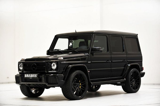 mercedes g63 amg by brabus. Black Bedroom Furniture Sets. Home Design Ideas