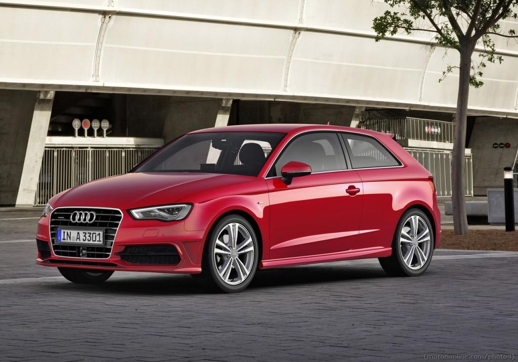 Audi A3 amplia l'offerta con nuove motorizzazioni