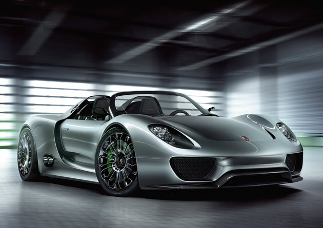 """Porsche, registrato l'appellativo """"919"""""""