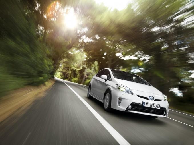 Modelli Toyota al top per affidabilità e qualità, lo dice il rapporto TUV 2013