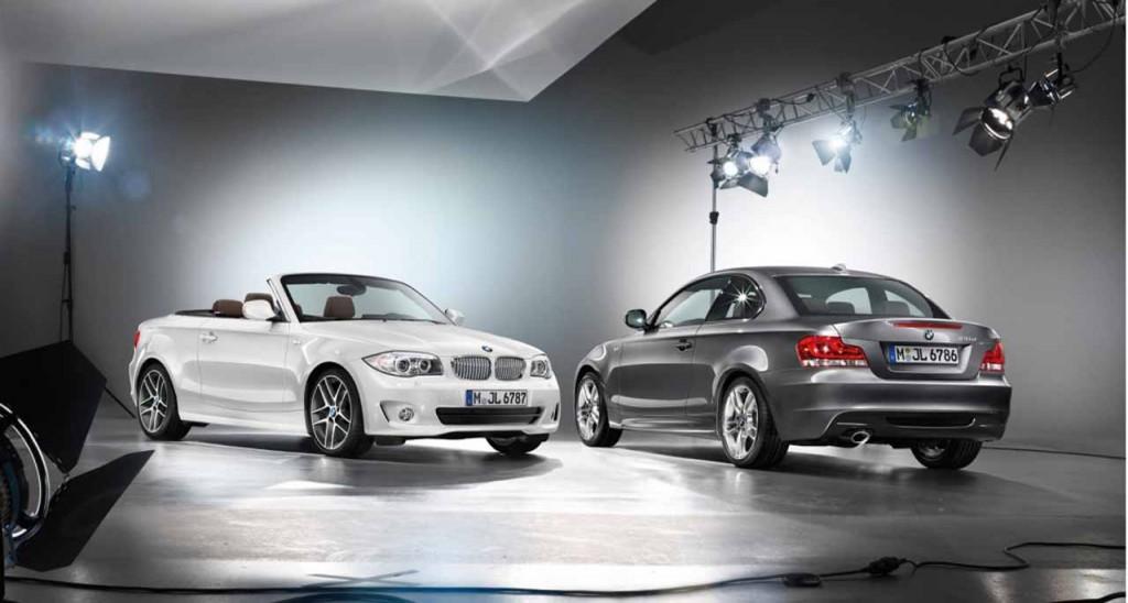 BMW Serie 1 Limited Edition Lifestyle: edizione speciale della coupé e cabriolet