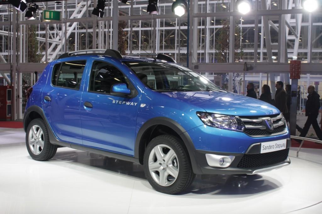 Dacia, tutti i modelli LIVE al Motor Show di Bologna