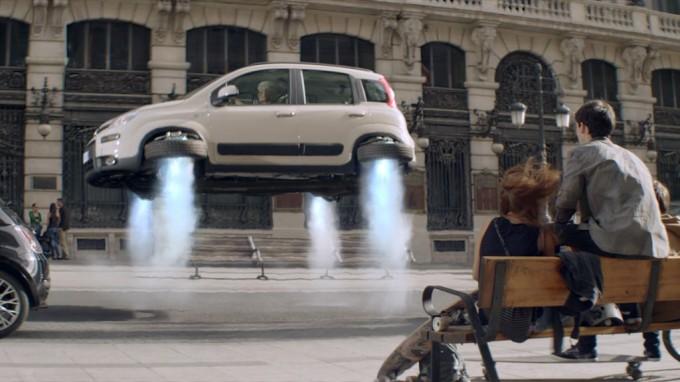 Fiat Panda Trekking Metano, arriva il nuovo spot