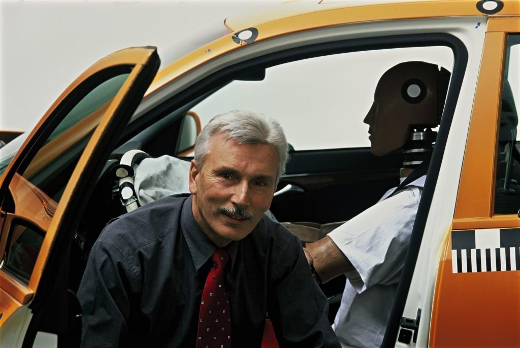 PRE-SAFE Mercedes: festeggiati 10 anni di successi