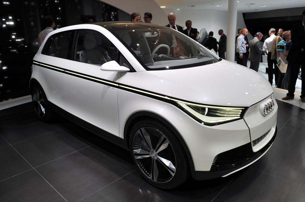 Audi A2 elettrica cancellata a causa dei costi eccessivi?