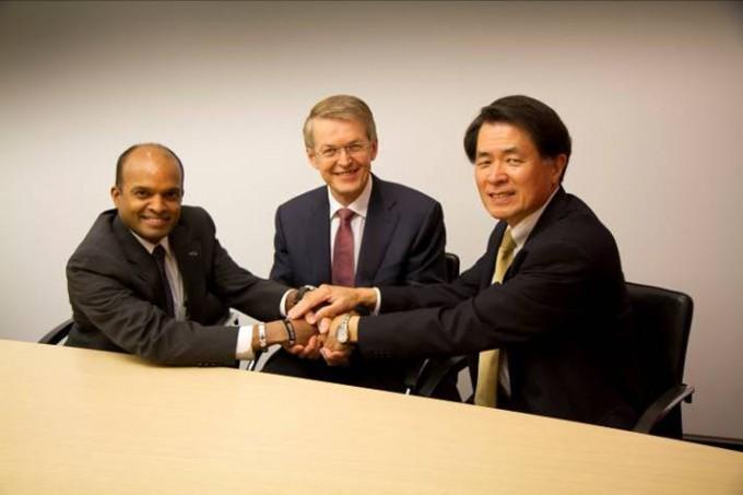 Daimler, Nissan e Ford insieme per spingere i FCEV sul mercato