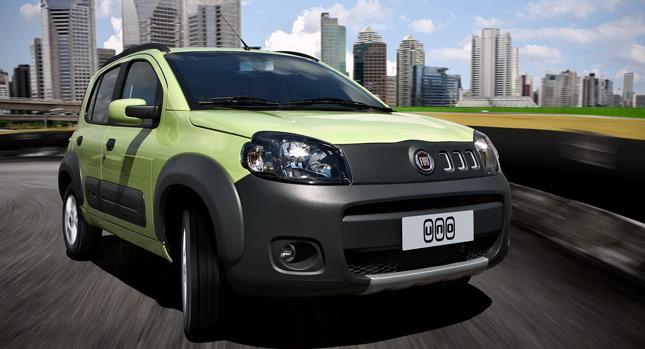 Record per Fiat: vendute in Brasile 838.000 vetture nel 2012