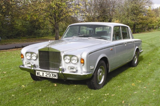 Rolls-Royce, all'asta la Silver Shadow di Freddie Mercury