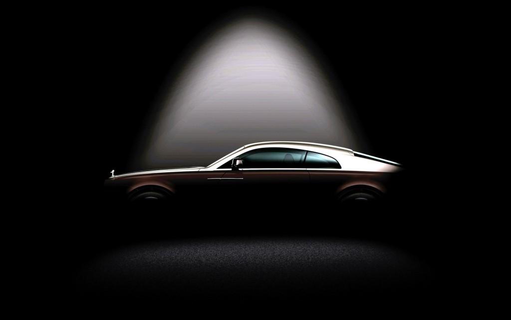 Rolls Royce Wraith: debutto inaspettato al Salone di Ginevra 2013