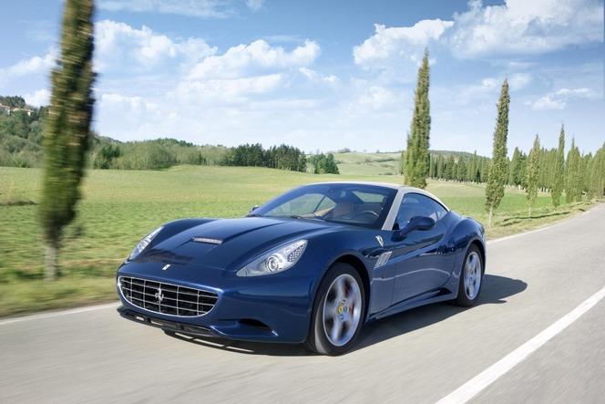 Ferrari California, la nuova generazione avrà un nuovo V8 biturbo?