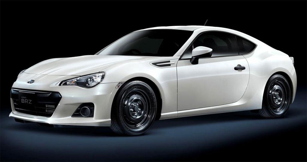 Subaru BRZ: presentata la nuova RA Racing