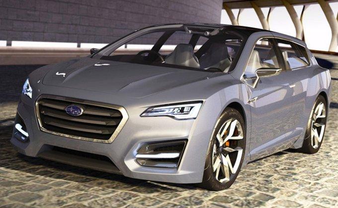 Subaru debutterà a breve con il suo primo modello ibrido