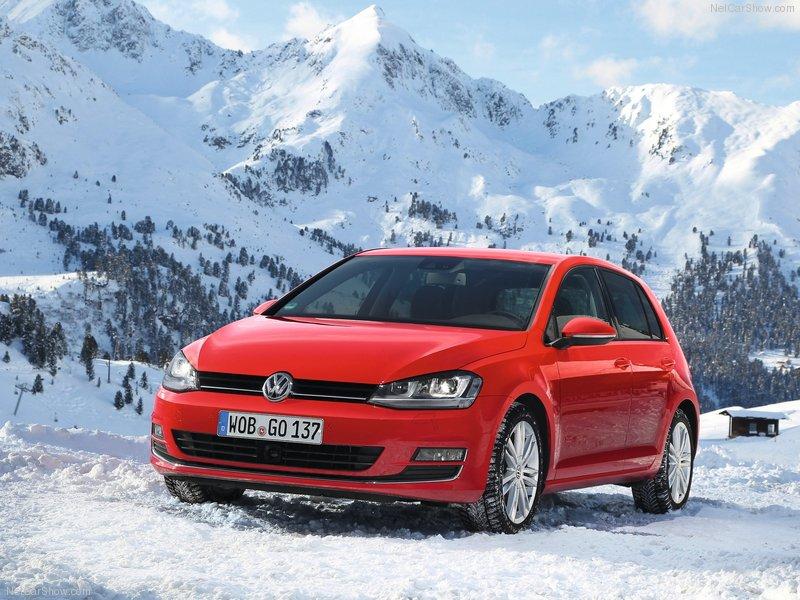 Volkswagen Golf VII: arriva la trazione integrale 4Motion