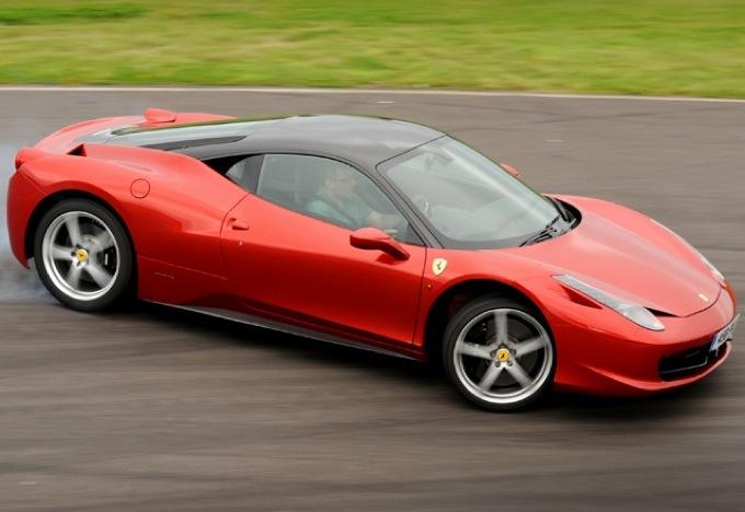Ferrari 458 Monte Carlo, in arrivo al Salone di Francoforte?