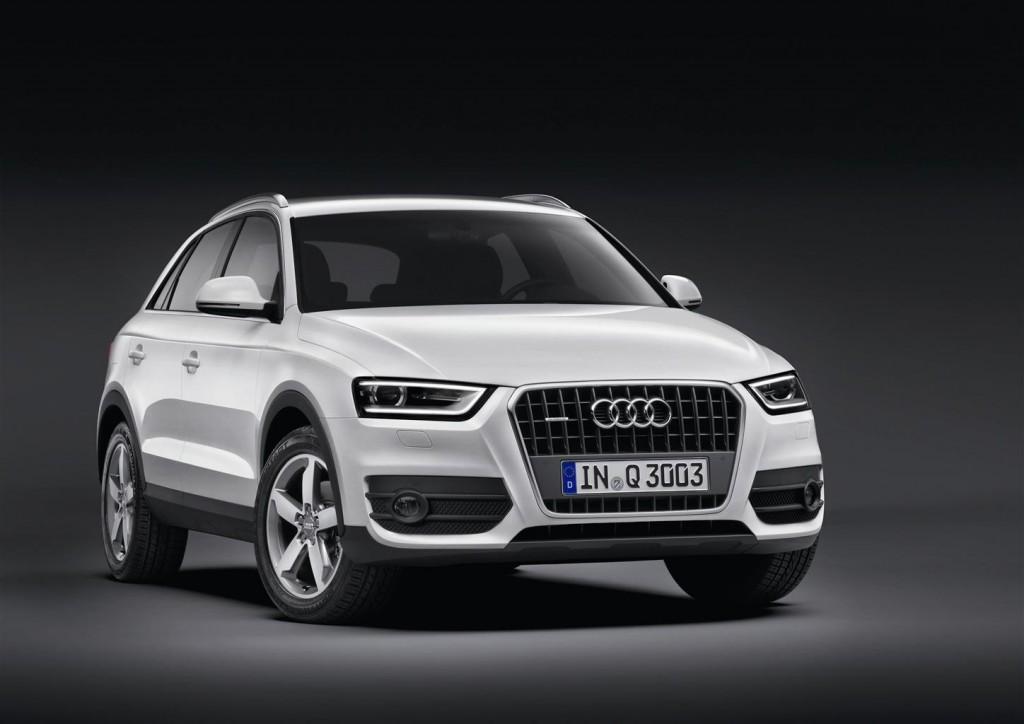 Audi Q3 amplia l'offerta Business