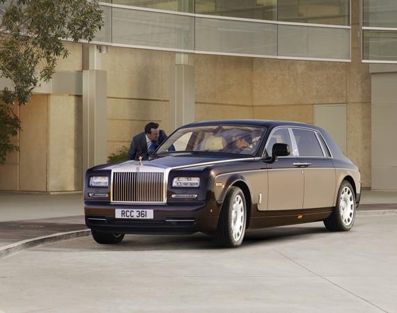 Rolls-Royce, record di vendite nel 2012