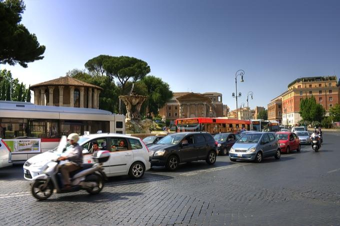 Roma: tornano le targhe alterne per il 9 e 10 gennaio