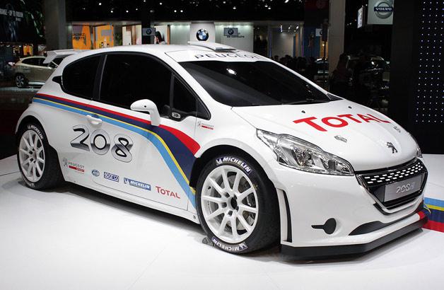Peugeot 208 Type R5, chiamatela pure T16