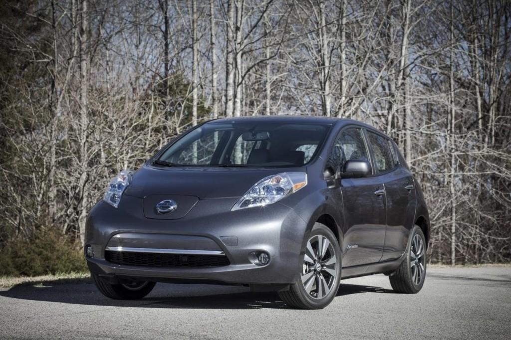 Nissan Leaf, la sua autonomia confermata dall'EPA