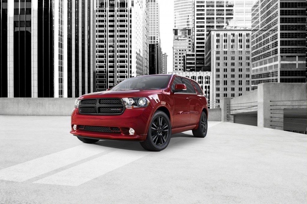 Dodge Durango, pronto il restyling