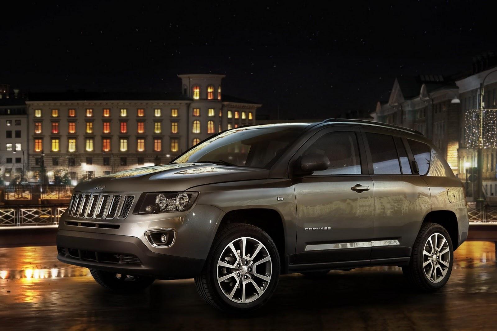 jeep compass nuovo cambio automatico a sei marce in arrivo. Black Bedroom Furniture Sets. Home Design Ideas