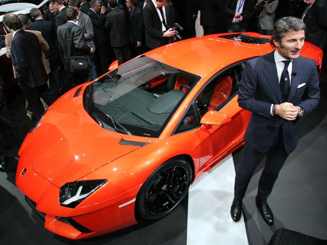 Lamborghini in arrivo il toro pi veloce di sempre for Sinonimo di veloce